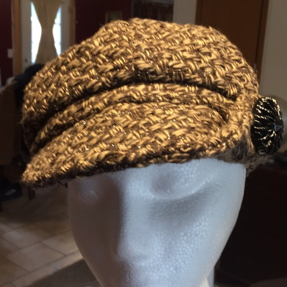 Women's Cotton/Polyester Paperboy Style Hat